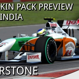 FW31 2009 SKIN PACK | FORCE INDIA - ASSETTO CORSA ULTRA