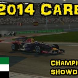 F1 2014 Career - Part 37: CHAMPIONSHIP SHOWDOWN