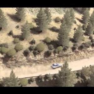 DiRT Rally Ford Escort mk2 @ Greece
