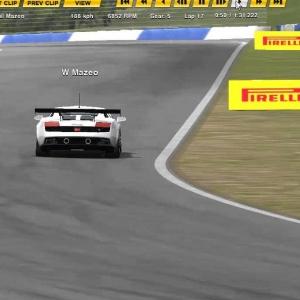 Lamborghini Spielberg