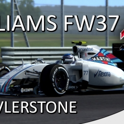 WILLIAMS FW37 LAP @SILVERSTONE // ASSETTO CORSA ULTRA 50fps