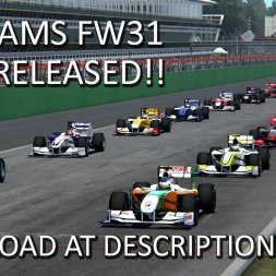 FW31 V1.0 RELEASED!! DOWNLOAD IN THE DESCRIPTION