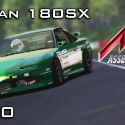 Assetto Corsa: Nissan 180SX - Episode 50