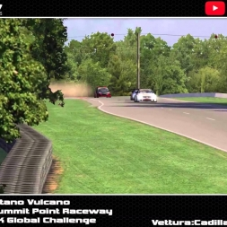 IRACING Peak Global Challenge w3 Cadillac CTS-V  - fight for victory!
