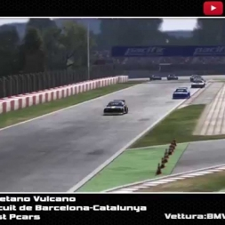 Project CARS BMW 320 TURBO @ Barcelona-Catalunya  race test