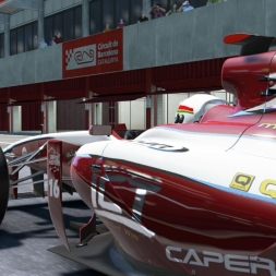 Project CARS Formula A: tame the beast