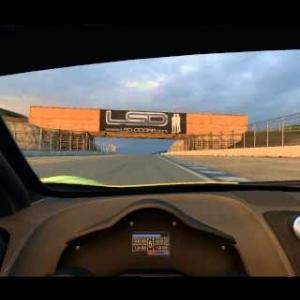 McLaren MP4 12C GT3 @ Laguna Seca