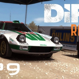 DiRT Rally Gameplay: Bad Day In The Office - Episode 9