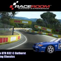 Nissan Skyline GTR R32 @ Bathurst - Touring Classics - RaceRoom Racing Experience