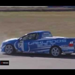 2015 V8 Ute Series - Hidden Valley - Race 1 - Part 1/2