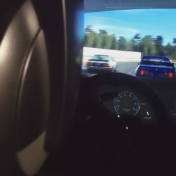 RaceRoom: Touring Classics vs DTM 92 - Volvo 240 Turbo vs BMW M3, Online Race at Zolder