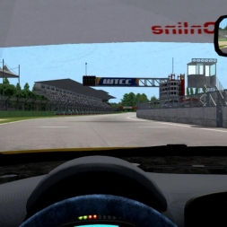 Imola - Renault Clio Cup 2013 Driver's View - Game Stock Car Extreme