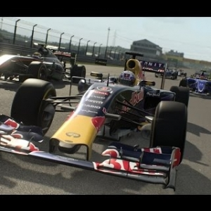 F1 2015 Gameplay - Time Trial - Hotlap and Setup - Malaysia
