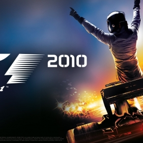 F1 2010 - Locking up