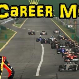 F1 2015 Career Mode: Part 1 - Australia