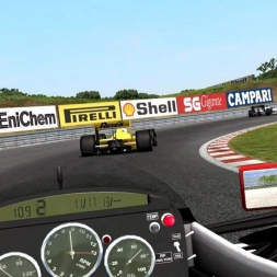 Estoril Historic - Formula Classic Driver's View - Game Stock Car Extreme