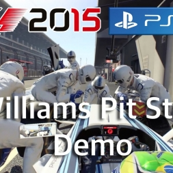 F1™ 2015 - Williams F1 Car