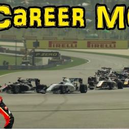 F1 2015 Career Mode: Part 2 - Malaysia
