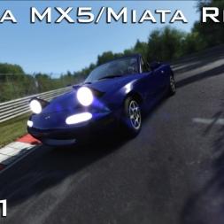 Assetto Corsa: Mazda MX5/Miata Review - Episode 51