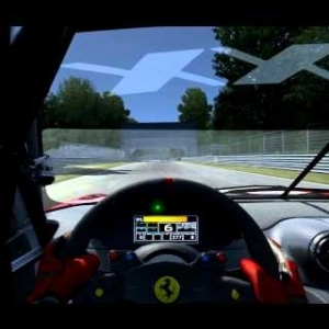 Assetto Corsa - Ferrari 599XX EVO @ Monza ♦ 1:42.354