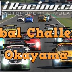 iRacing Global Challenge in the Kia at Okayama