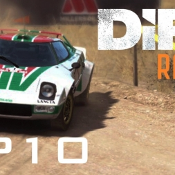 DiRT Rally Gameplay: Green Sectors - Episode 10