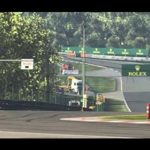 Codemasters F1 2015 @ Hungaroring Hotlap TV Cam 1:20.733