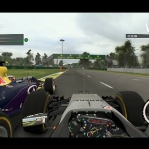 F1 2015 PS4 | Hulkenberg Career Mode AI Legend