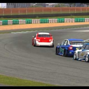 Stock Car Extreme - Copa Petrobras de Marcas - Brasilia Championship race 2 - Toyota Corolla
