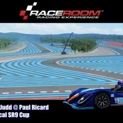 Radical SR9 Judd @ Paul Ricard - Radical SR9 Cup