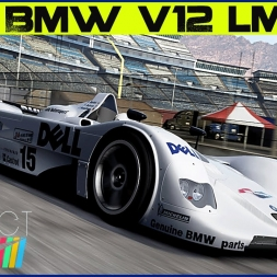 Project CARS | Racing Icons Car Pack | BMW V12 LMR