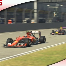 F1 2015 | Career Mode - Round 3: China
