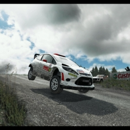 DiRT Rally - Sweet Lamb - 3rd Fastest Time!
