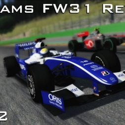 Assetto Corsa: Williams FW31 (Formula Corsa) Review - Episode 52