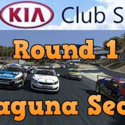 iRacing BSR Kia Club Series - Round 1