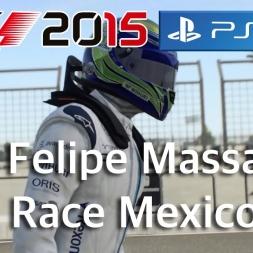 F1™ 2015 - Felipe Massa - Williams
