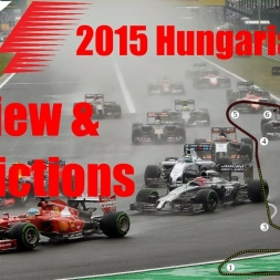 F1 2015 Hungarian GP Preview and Predictions