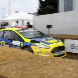Goodwood Festival Of Speed 2015 - Best Rally Launches