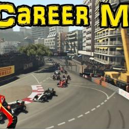 F1 2015 Career Mode: Part 6 - Monaco