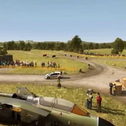 DiRT Rally - Flugzeugring - Germany [Tarmac Terrors Update]