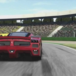 Forza 4 -  Aston Martin One-77 vs Ferrari FXX
