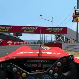 Formula Reiza @ Bathurst (Mount Panorama) Driver's View - Stock Car Extreme 60FPS