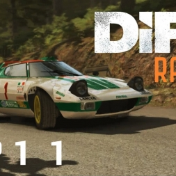 DiRT Rally Gameplay: Red Sectors - Episode 11