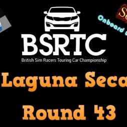 iRacing BSRTC Round 43 from Laguna Seca