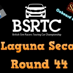 iRacing BSRTC Round 44 from Laguna Seca