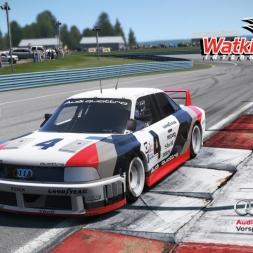 Project Cars * Audi 90 IMSA GTO goes back to Watkins Glen