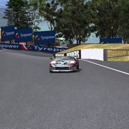 Bathurst * Game Stock Car Extreme * Ford GT * hotlap