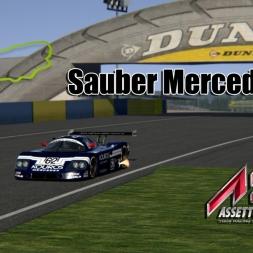 Assetto Corsa * Sauber Mercedes C9 * LeMans * setup
