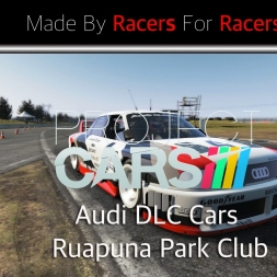 Project Cars - Audi DLC Cars/Track