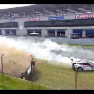 ADAC GT Masters 2014 Oschersleben - Sonntag Race 2